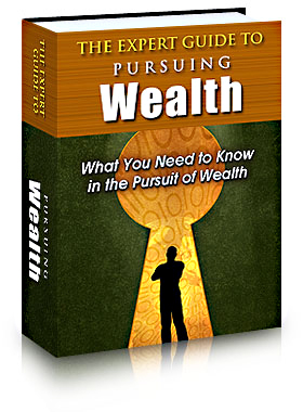 Pursuing Wealth e-book