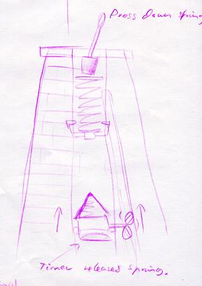 Inventor workshop rough  drawing