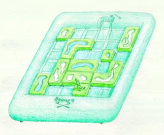 Toy idea-golf drawing